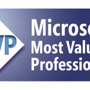 Re-awarded as Microsoft MVP