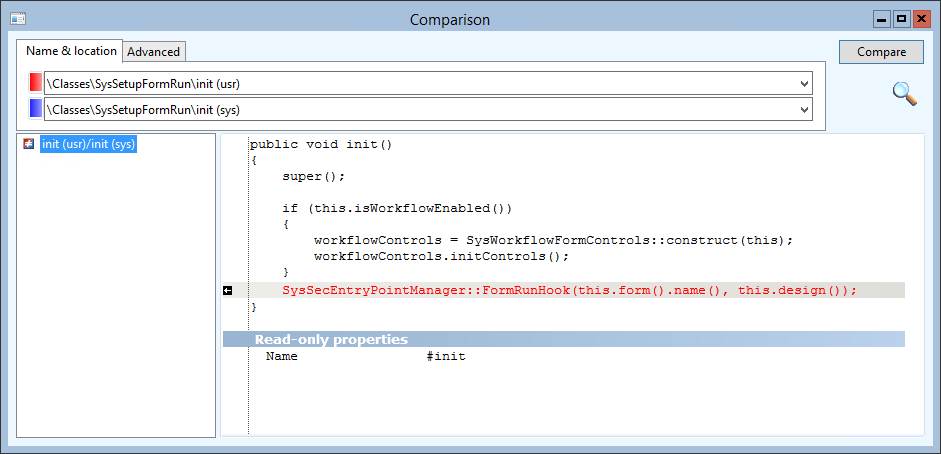 Tips on AX 2012 Security Development Tool - Part 4