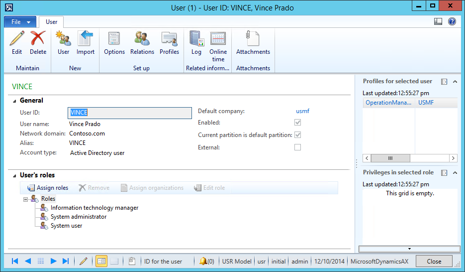 Tips on AX 2012 Security Development Tool - Part 6